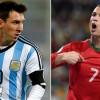 الأرجنتين تواجه البرتغال في أولد ترافورد