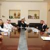 إدارة التعاون تناقش معسكر الإمارات والإستعداد للخليجية