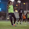 بالصور | الفتح يبدأ تدريباته في قطر على فترتين و بوشقراء يشارك في المران