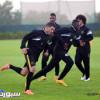 بالصور : لاعبو الإتحاد يحتفون بنور و قاسم ينفي الشائعات
