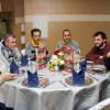 بالصور | ماجد هزازي يحتفي بزملائه اللاعبين قبل السفر إلى الإمارات
