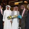 بالصور | رئيس السليلية يُرحب ببعثة النصر في مطار الدوحة