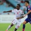الأبيض الإماراتي يطيح باليابان ويواجه أستراليا في نصف النهائي