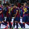 برشلونة يسحق إلتشي ويواصل الضغط على ريال مدريد