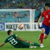 كوريا الجنوبية تسقط العراق بثنائية وتتأهل إلى النهائي الآسيوي