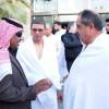 بالصور والفيديو وفود بطولة الأمير نايف الاسلامية يعزون الشعب السعودي بفقيد الأمة