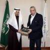 وفد مصري يزور اللجنة الأولمبية العربية السعودية
