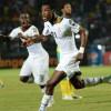 غانا تعبر جنوب أفريقيا وتتأهل إلى ربع النهائي