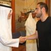 بالصور   الأمير خالد يستقبل تعازي أصحاب السمو الأمراء وجموعا من المواطنين