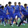 بالصور   النصر يبدا الاستعداد لمواجهة نجران وكحيلان يجتمع مع اللاعبين