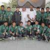 أكاديمية النادي الأهلي تستقبل أبطال مهرجان البراعم السابع بالبحرين