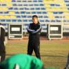 بالصور | العروبة يعاود التمارين ويوقع مع سلامي