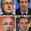 الفيفا يسمي الأربعة مرشحين لمنصب الرئيس