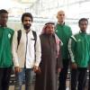 المنتخب السعودي للتايكوندو يشارك في بطولة الفجيرة