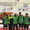 ناشئو المنتخب السعودي لكرة الطاولة إلى نصف نهائي دولية البحرين