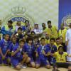 النصر يتوج ببطولة منطقة الرياض للناشئين للكرة الطائرة ويوقع مع الكوبي