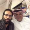 ساماراس يصل الرياض و يتحدث عن إنتقاله للهلال
