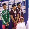 السباحة السعودية ترفع غلتها في الخليجية لـ 9 ميداليات