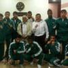 أخضر الملاكمة الشاب ينهي معسكر القاهرة ويغادر للفجيرة