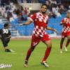 إيقاف لاعب الوحدة مهند الفارسي مباراتين وغرامة 40 الف ريال