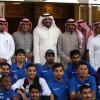 بعثة الجهراء الكويتي تصل إلى السعودية لملاقاة الفيصلي