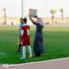 الحكم أبو زندة يعود مجدداً بالثوب و الشماغ !!