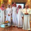 سلطان الفيصل يستقبل سائق راليات سعودي من ذوي الاحتياجات الخاصة