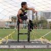 السعودي راضي ثالث العالم  في منافسات رمي الصولجان