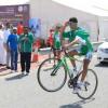 الدراج السعودي حسن إبراهيم ثانياً في سباق ضد الساعة بالخليجية