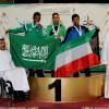 3 فضيات جديدة ترفع حصيلة الأخضر لـ 23 ميدالية في بطولة فزاع الدولية