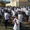 700 طالب مارسوا رياضة المشي بالطائف والقنفذة على مدى يومين