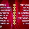 مواجهات نارية في قرعة الدوري الأوروبي