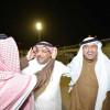 العميد دعيرم الشهراني يحتفل بتأهل ضمك للدرجة الأولى