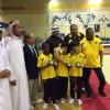 الاتحاد بطلاً لجمباز السعودية للأشبال والخويلدية بطل الناشئين