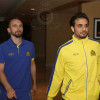 بالصور | بعثة النصر وصلت الدوحة وغداً مؤتمر صحفي للمدرب داسيلفا ومحمد حسين