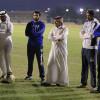 بالصور : الفتح يستأنف تدريباته بإجتماع الإدارة مع اللاعبين