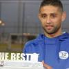عبدالفتاح أفضل لاعب في الدوري القطري لشهر فبراير