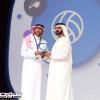 حاكم دبي يكرم الهلال والجابر بجوائز الأكثر تأثيراً في التواصل الإجتماعي