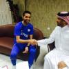 الأردني عبدالفتاح يجدد عقده مع الخريطيات القطري