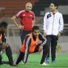 بالصور : المرشدي يشارك في تدريبات الشباب الجماعية إستعداداً للهلال