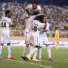 صور من مباراة الاتحاد و الخليج