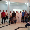 نادي الفيحاء يودع مدرب الطاولة الكابتن عصام بعد مسيرة 14 عام