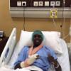 الخيبري يجري عملية جراحية في يده اليمنى