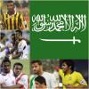 العلم السعودي يزين أطقم لاعبي وحكام دوري عبد اللطيف جميل