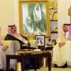أمير القصيم يستقبل إدارة نادي التعاون والمجلس التنفيذي