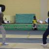 أخضر المبارزة يصل طشقند للمشاركة في بطولة العالم