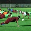 تدريبات مهارية تجهز الفيصلي للقاء الشباب