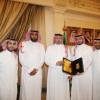 الأمير عبدالله بن مساعد يستقبل وقت اللياقة