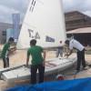 اخضر الرياضات البحرية يكثف استعدادته للخليجية السابعة