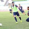 بالصور | هجر يستعد لمواجهة نجران ومدير الفريق يشكر إدارة النهضة